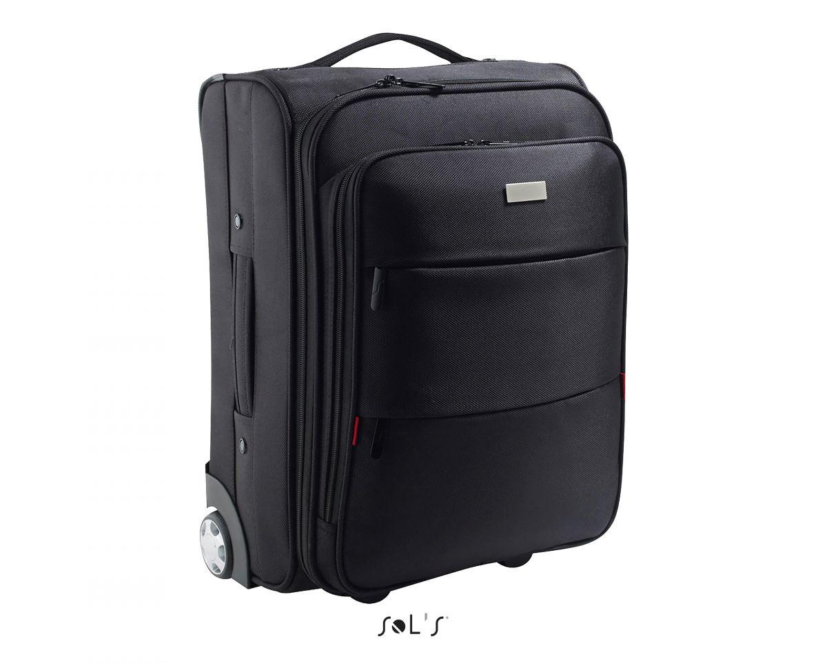 valigia trolley da cabina airport in poliestere
