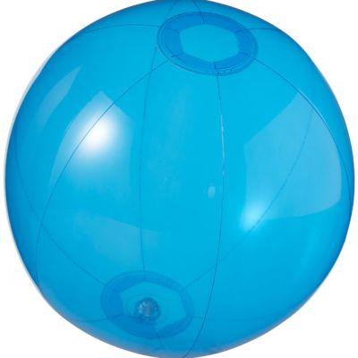 Pallone da spiaggia trasparente Ibiza
