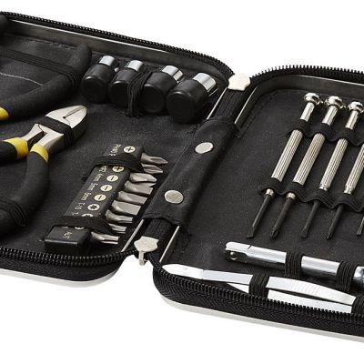 Set utensili 24 pezzi, argento