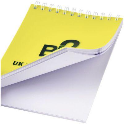 Block notes A7 Rothko. Blocco note a spirale Rothko di formato A7. Include fogli di carta in bianco da 80 g/m2 100 fogli