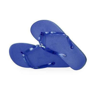 Infradito Salti  Paio di infradito con suola in EVA resistente e cinturini in PVC dal colore abbinato.
