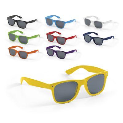 Occhiali da sole in PC con protezione UV400. 146 x 49 x 150 mm