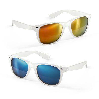 MEKONG da sole Occhiali da sole in PC con lenti specchiate e montatura translucida. Protezione fino a 400 UV. 146 x 49 x 150 mm