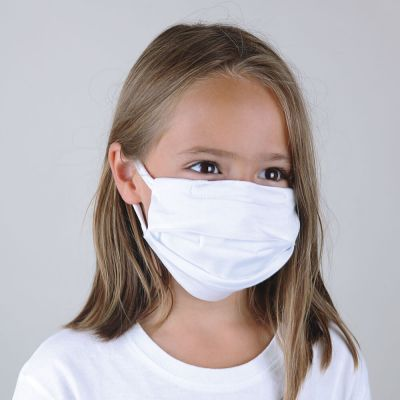ATLANTIDA TH KIDS.Maschera tessile riutilizzabile per bambini