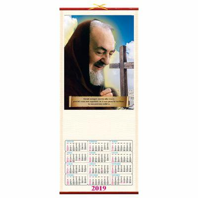 Calendario in canna San Pio   32*75