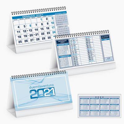 Calendario da tavolo notes