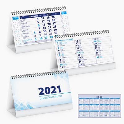 Calendario da tavolo Chart table