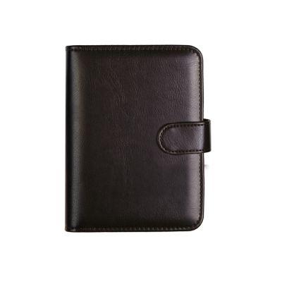 Organizer ecopelle porta carte di credito 13,5*18