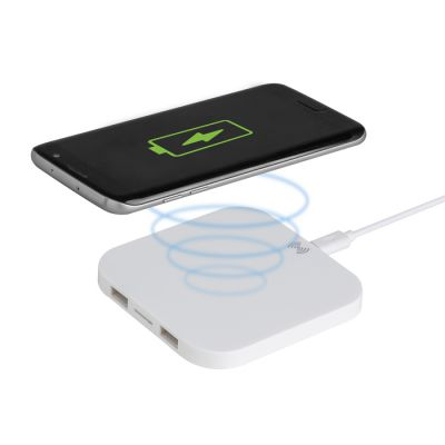 Caricatore Wireless 2 Uscite USB 2100 mA JACKSON