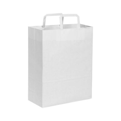 SHOPPER BORSA CARTA  80GR BIANCA