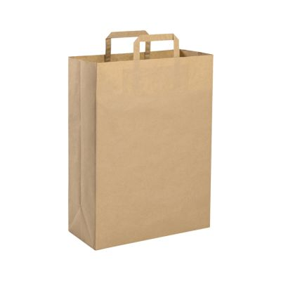 SHOPPER BORSA CARTA RICICLATA 90GR