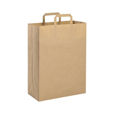 SHOPPER BORSA CARTA RICICLATA 80GR