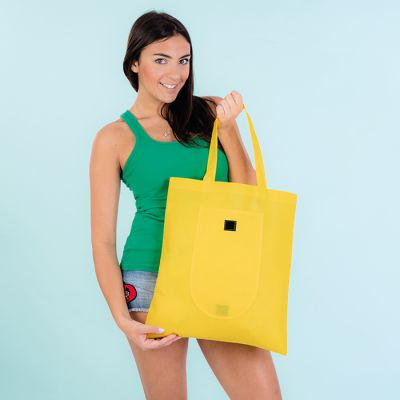 BORSA SHOPPING RICHIUDIBILE TNT COLORI ASSORTITI