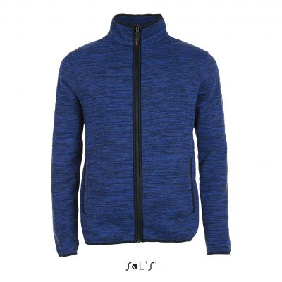 Felpa unisex Turbo in pile full zip