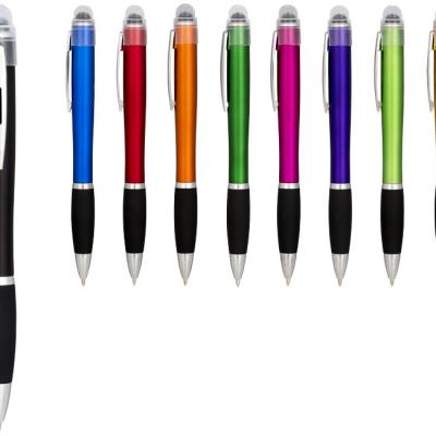 Penna 3 funzioni con cacciavite e luce